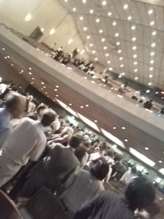 日本よい国構想研究会 サマーフォーラム 〜政治家の側からの答えと投げかけ〜会場